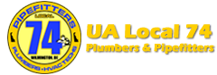 UA Local 74 Plumbers & Pipefitters